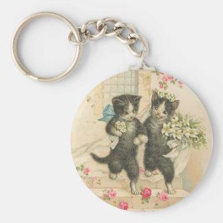 Vintage The Wedding 2 Key Chain