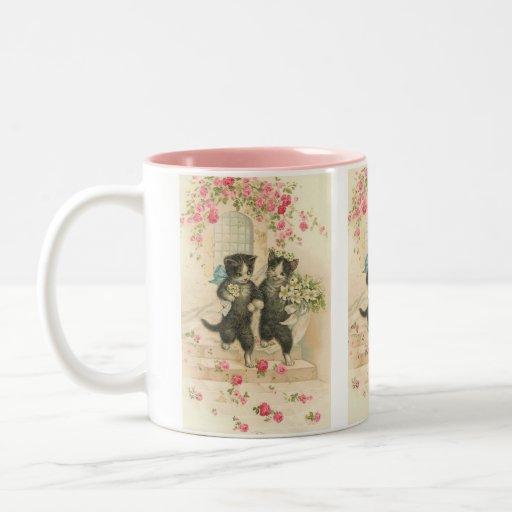 Vintage The Wedding 2 Mugs