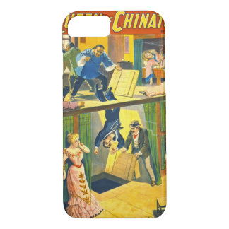 Vintage Theatrical Poster 1899 iPhone 8/7 Case