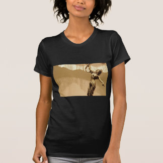 Vintage theme with antique lampshade T-Shirt