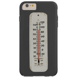 vintage thermometer tough iPhone 6 plus case