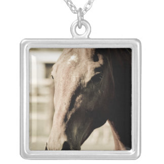 Vintage Thoroughbred Necklace