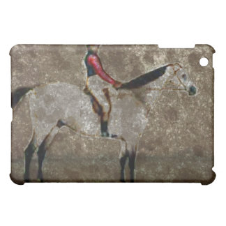 Vintage Thoroughbred Race Horse iPad Mini Covers