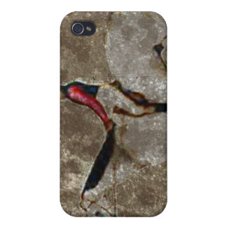 Vintage Thoroughbred Race Horse iPhone 4 Cases