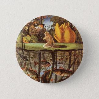 Vintage Thumbelina Fairy Tale, Eleanor Vere Boyle Button
