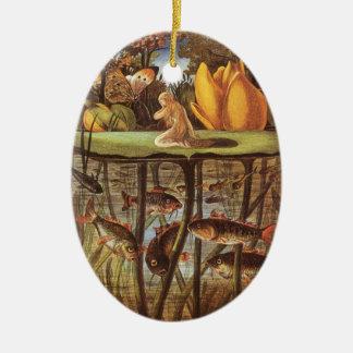 Vintage Thumbelina Fairy Tale Eleanor Vere Boyle Ornament