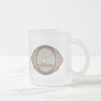 Vintage Tibetan OM Logo Coffee Mug