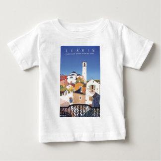 Vintage Ticino Tessin Canton Switzerland Baby T-Shirt