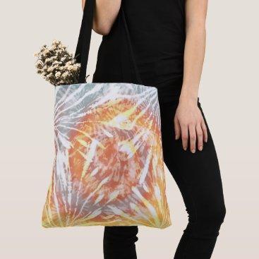 Vintage Tie Dye Tote Bag