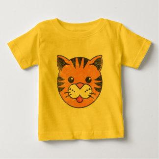 Vintage Tiger Baby T-Shirt
