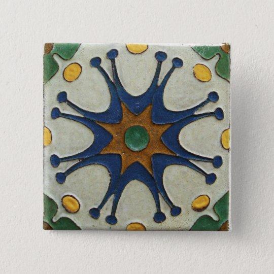 Vintage Tile Pin