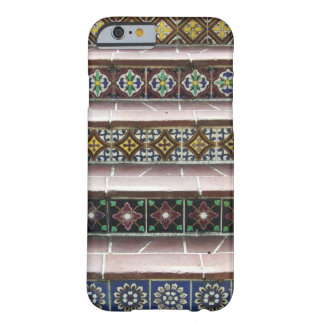 Vintage Tile Stairs Barely There iPhone 6 Case
