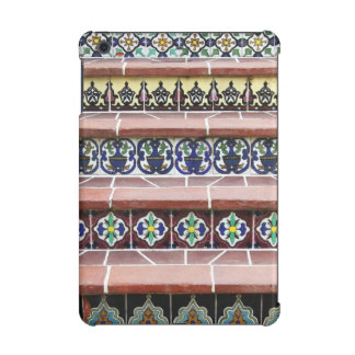 Vintage Tiled Stairs iPad Mini Retina Case