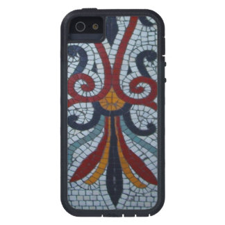 Vintage Tiles Mosaic S5 iphone tuff cover iPhone 5 Cover