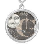 Vintage Timeworks...charm necklace