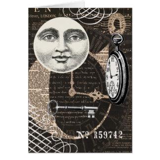 Vintage Timeworks...notecard Card