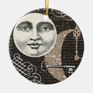 Vintage Timeworks...ornament Ceramic Ornament