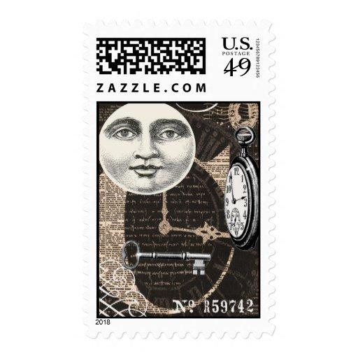 Vintage Timeworks...postage stamp
