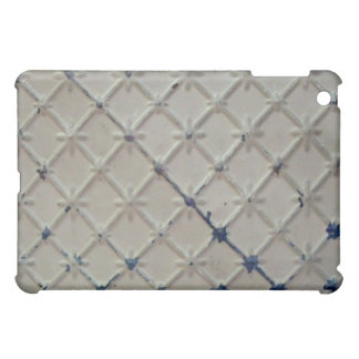 Vintage Tin Ceiling Tile iPad Case