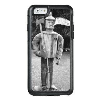 Vintage Tin Man Sculpture OtterBox iPhone 6/6s Case