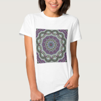 Vintage Tin - Paisley Print T-Shirt