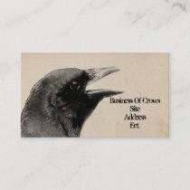 Vintage Tinge Business Card