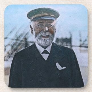 Vintage titánico de capitán Edward Smith del RMS Posavaso