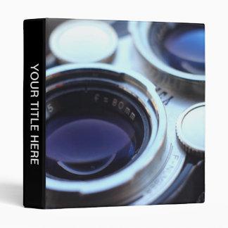 Vintage TLR Camera Binder