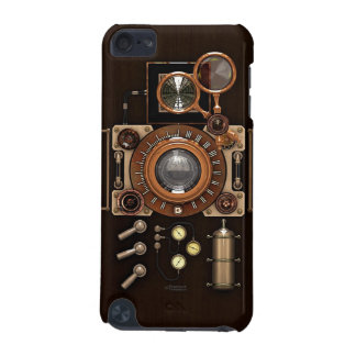 Vintage TLR Camera Dark Edition iPod Touch 5G Cover