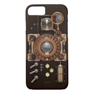 Vintage TLR Camera Dark Edition iPhone 7 Case
