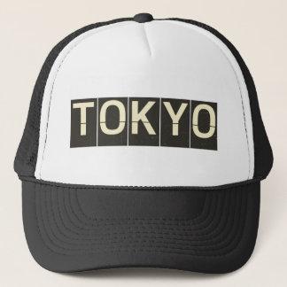 Vintage Tokyo Departure Board Trucker Hat