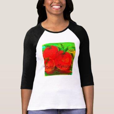 __apples__boutique_ Vintage Tomatoes Shirt