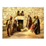 Vintage Tomb of Lazarus Bethany Israel 1890 Post Cards