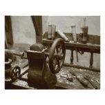 Vintage tools flyer