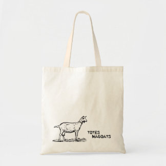 Vintage Totes Magoats Tote Bag Tote Bags