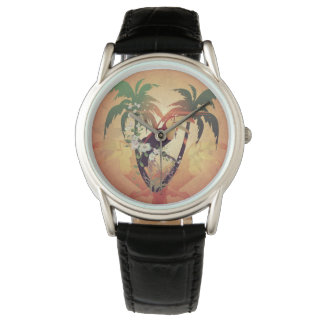 Vintage, toucan lindo relojes de mano