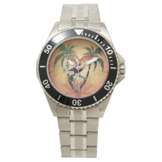 Vintage, toucan lindo reloj de mano