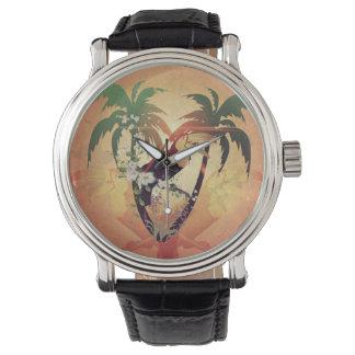 Vintage, toucan lindo reloj