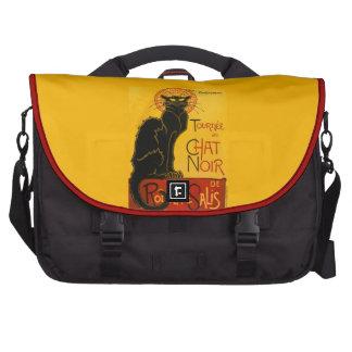 Vintage Tournée du Chat Noir Theophile Steinlen Bag For Laptop