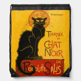 Vintage Tournée Du Chat Noir Theophile Steinlen Backpacks