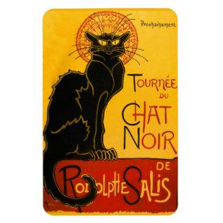 Vintage Tournée Du Chat Noir Theophile Steinlen Rectangular Magnets