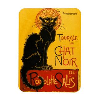 Vintage Tournée Du Chat Noir Theophile Steinlen Rectangular Magnet
