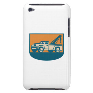 Vintage Tow Wrecker Pick-up Truck iPod Touch Case-Mate Case