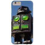 Vintage Toy Robot Phone Case Barely There iPhone 6 Plus Case