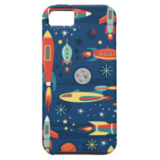 Vintage Toy Rockets iPhone SE/5/5s Case