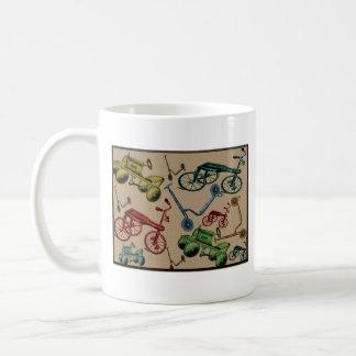 Vintage Toys Coffee Mug