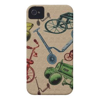 Vintage Toys iPhone 4 Case