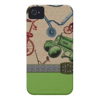 Vintage Toys iPhone 4 Case-Mate Case