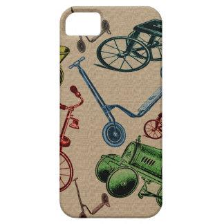 Vintage Toys iPhone SE/5/5s Case