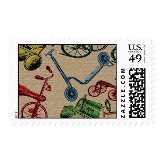 Vintage Toys Stamp